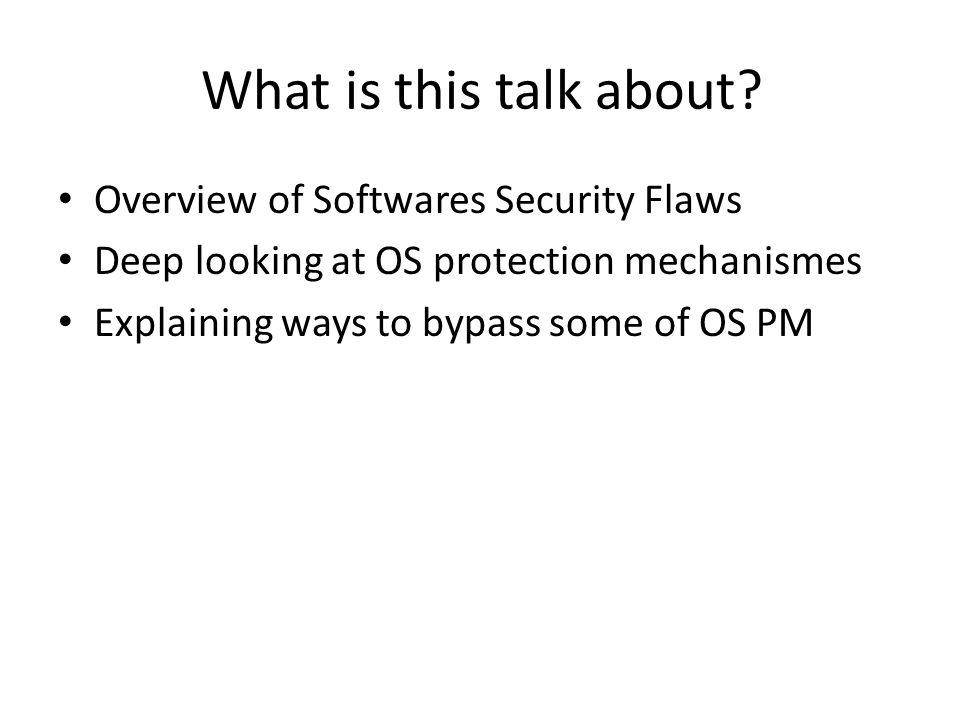 Security Flaws Stack Based Buffer Overflow Heap Based Buffer Owerflow Format String etc