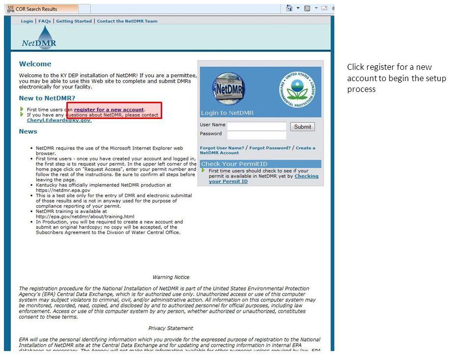 Enter and View DMRs Select the DMR function (Edit DMR, Correct DMR etc.
