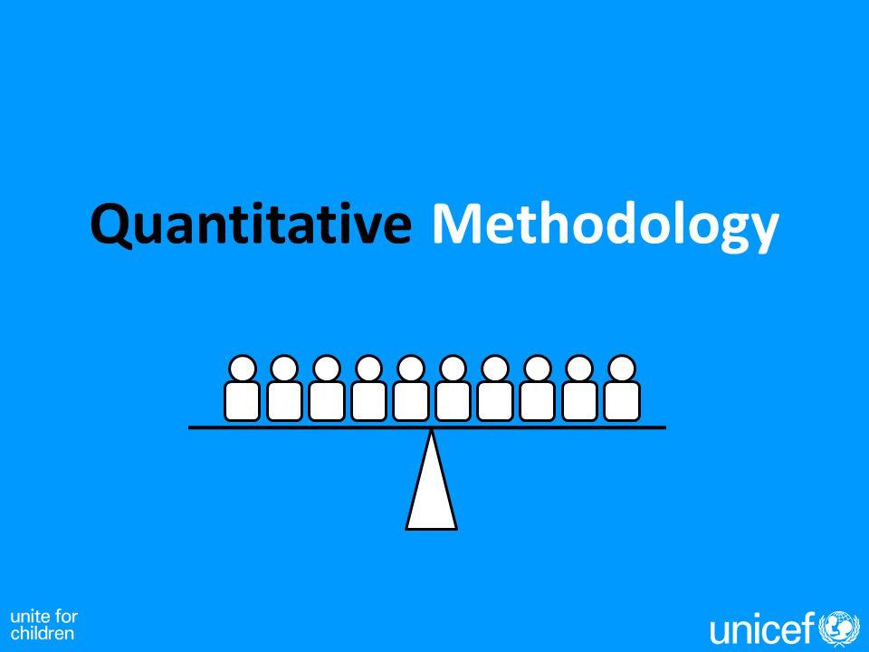 Quantitative Methodology