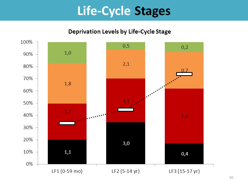 Life-Cycle Stages 30