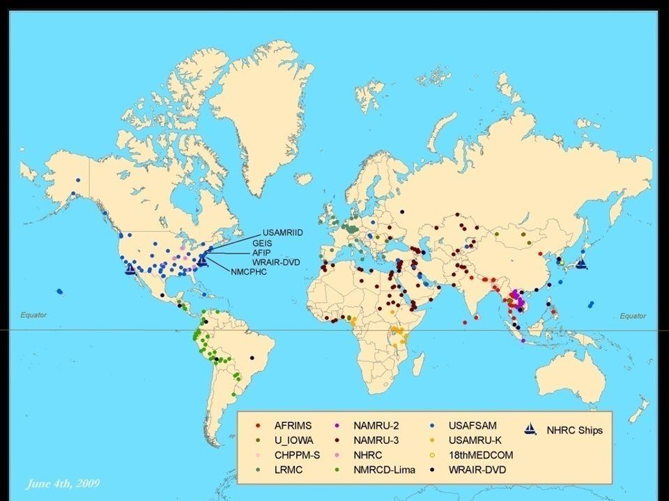 DoD Lab-based Influenza Surveillance - 2009
