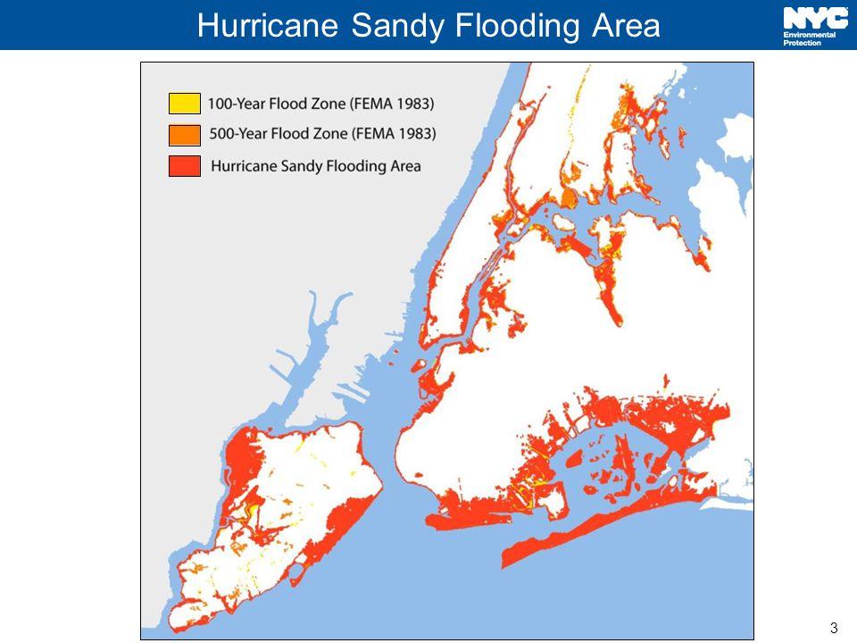 3 Hurricane Sandy Flooding Area