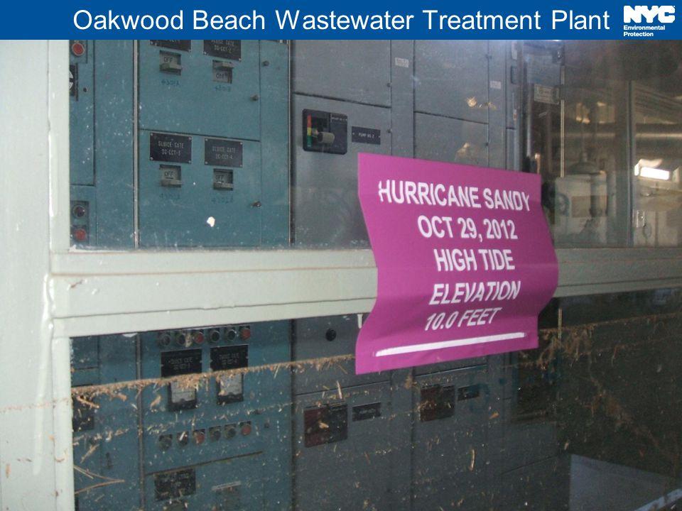 8 Oakwood Beach Wastewater Treatment Plant