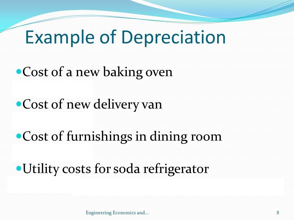 MACRS Depreciation 4.
