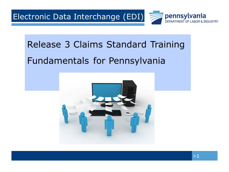 General EDI Information >2 The Bureau of Workers' Compensation (BWC) is moving from the IAIABC EDI Release 1 Claim Standard for First Report of Injury (FROI) claim filings to the IAIABC EDI Release 3 Claims Standard for FROI and Subsequent Report of Injury (SROI) claim filings.