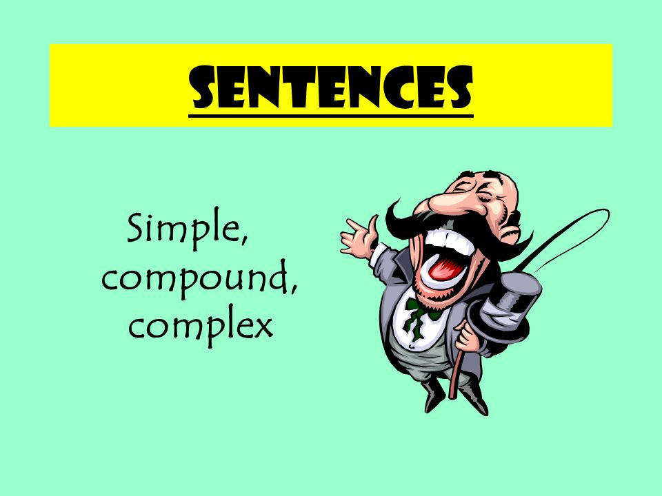 Complex sentences If a dependent clause comes at the beginning, put a comma after it.
