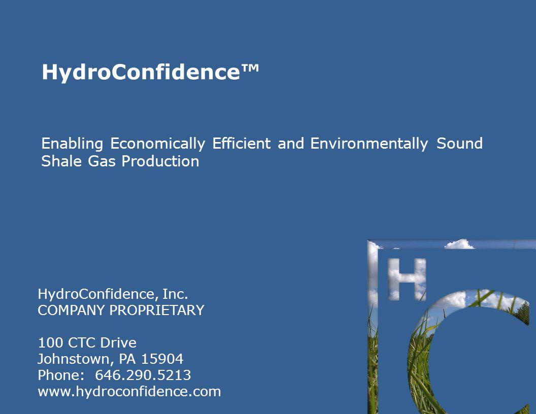 HydroConfidence, Inc.