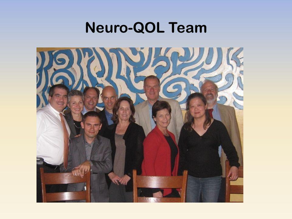 Neuro-QOL Team