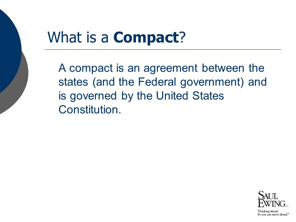 What is a Compact.