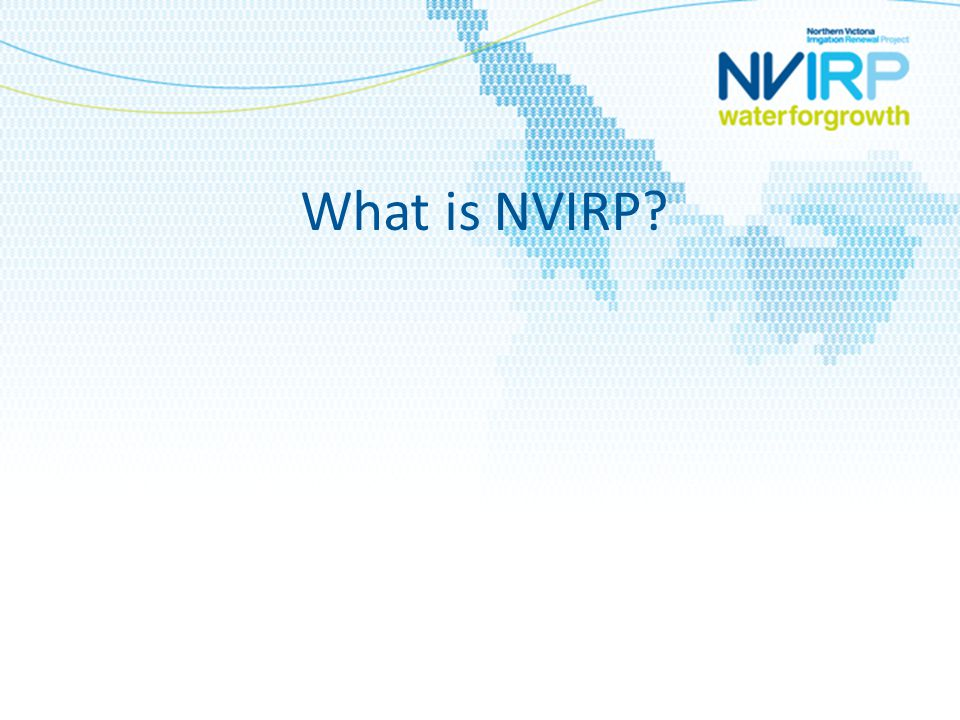 What is NVIRP?