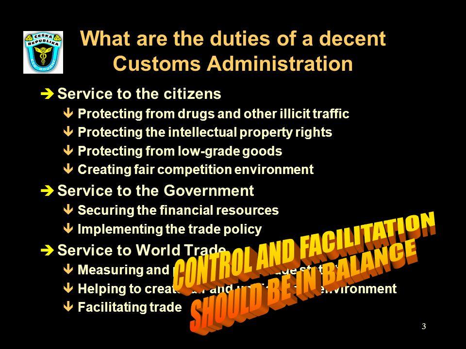 4 DE PL DE SK AT The main task of Customs Virtual Warehouse Control