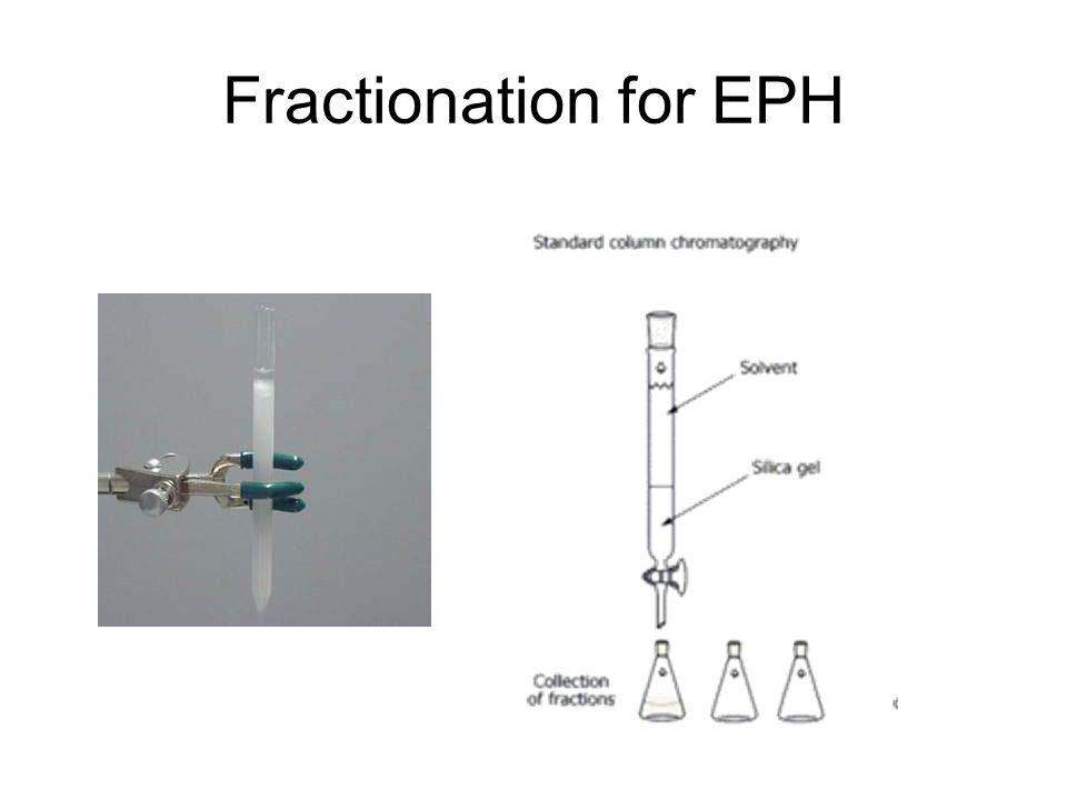 Fractionation for EPH