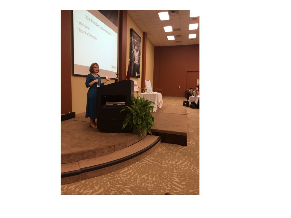 Nancy Burzminski- Engaging the leader within