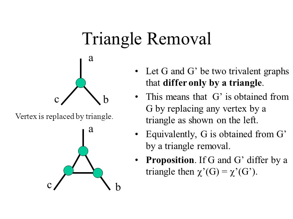 Retracts Let  : G .G be a graph homorphism. Then  is called a retraction if  2 = .