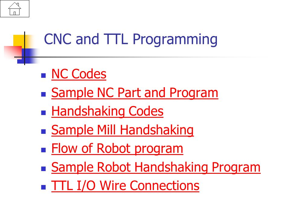 NC Codes Block Number (N) Preparatory Codes (G) Miscellaneous Codes (M) Primary X Motion (X) Primary Y Motion (Y) Primary Z Motion (Z)