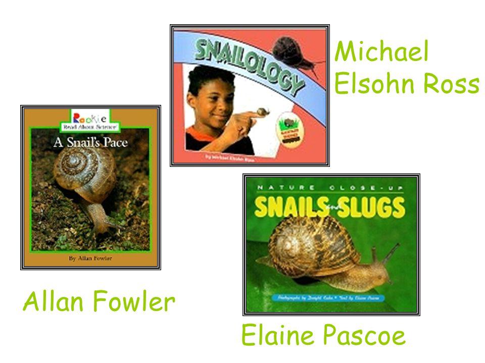 Allan Fowler Elaine Pascoe Michael Elsohn Ross