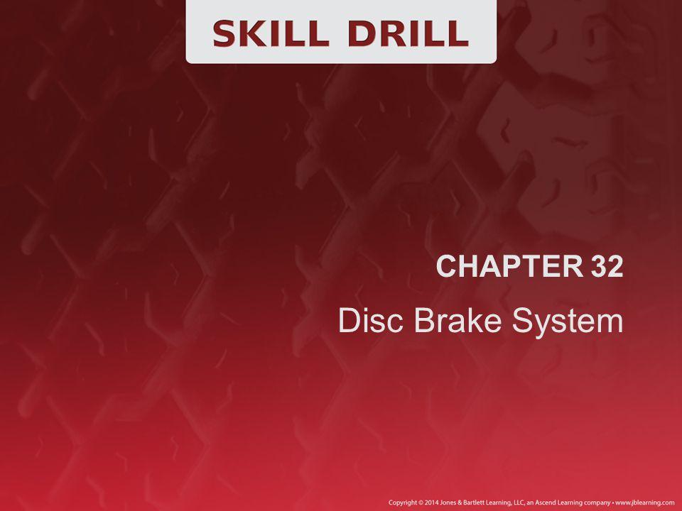 Refinishing Hubless Rotors on Vehicle Perform the runout calibration on the brake lathe. 32-10