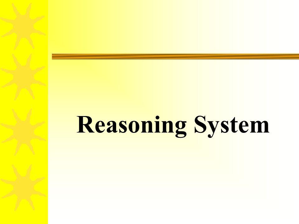 Reasoning System