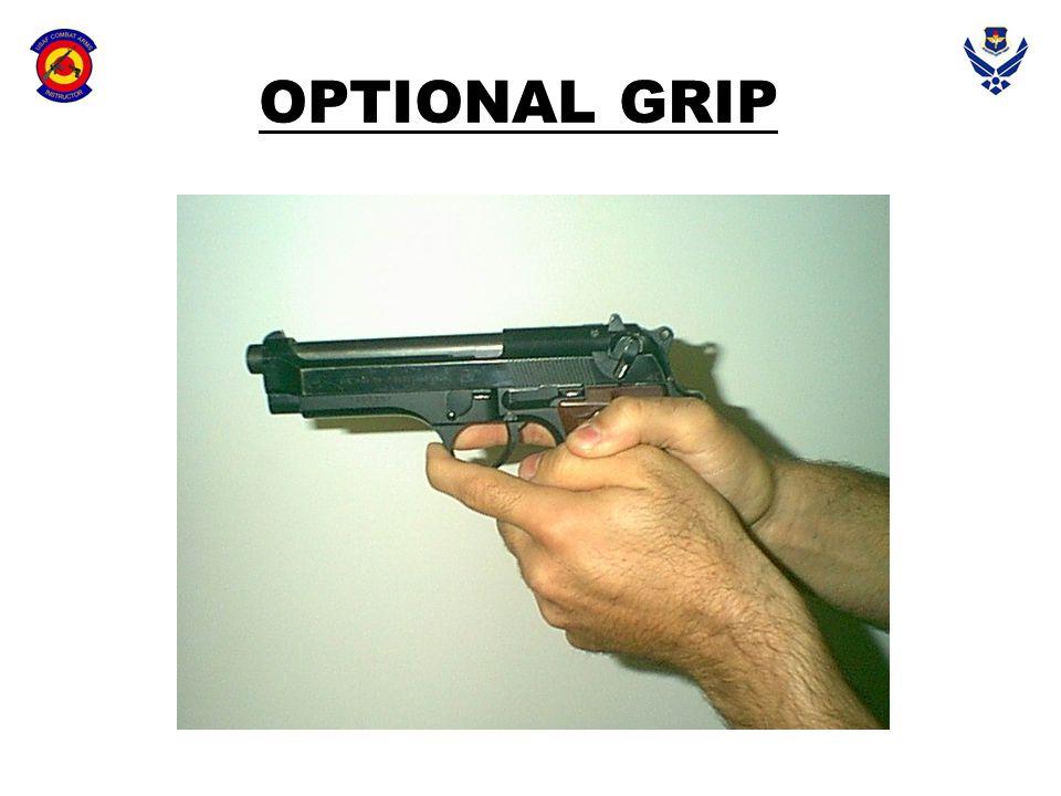 OPTIONAL GRIP