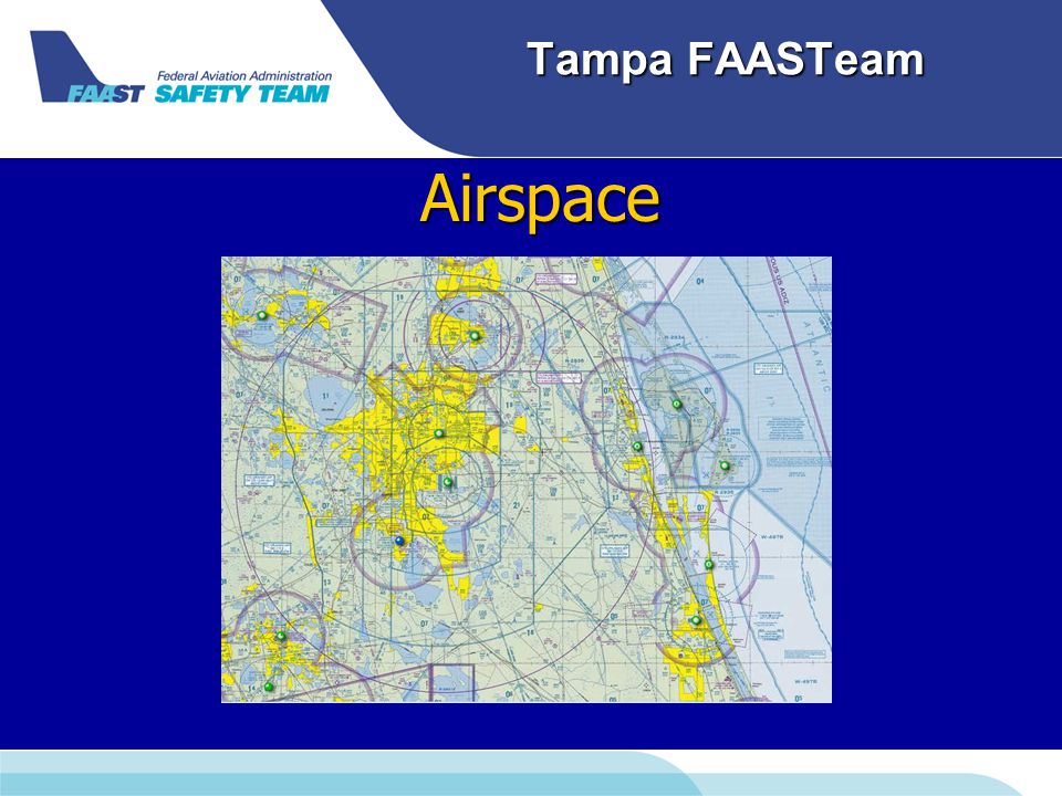 Tampa FAASTeam Airspace