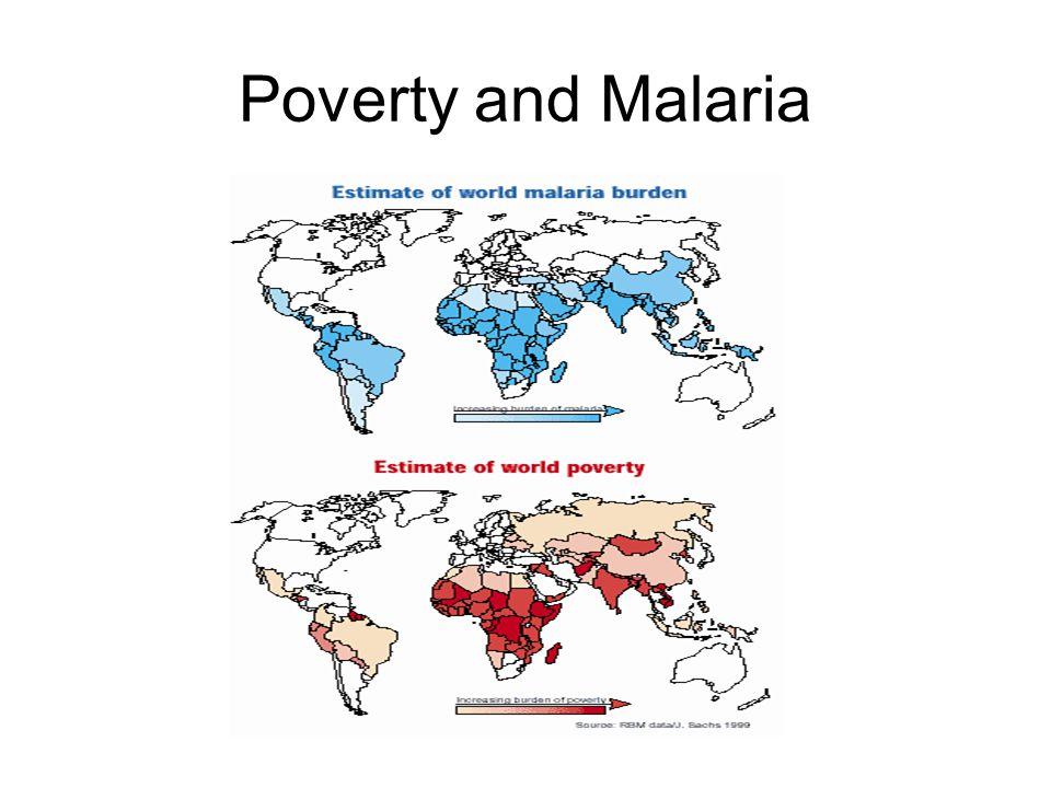 Poverty and Malaria