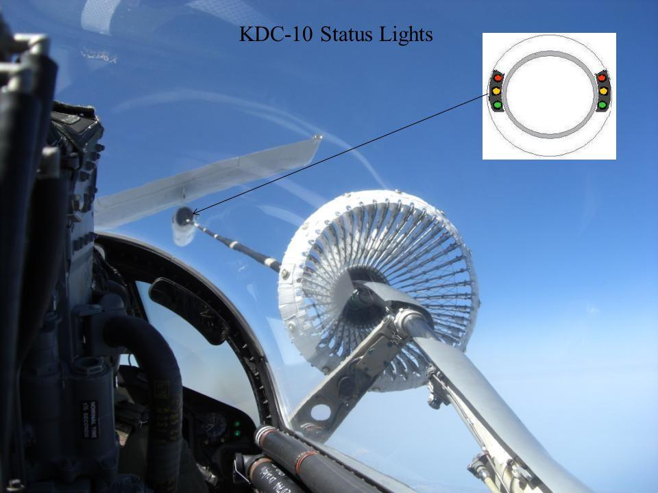 KDC-10 Status Lights