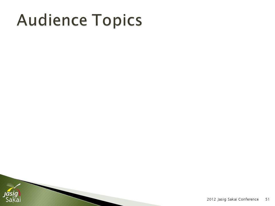 2012 Jasig Sakai Conference51