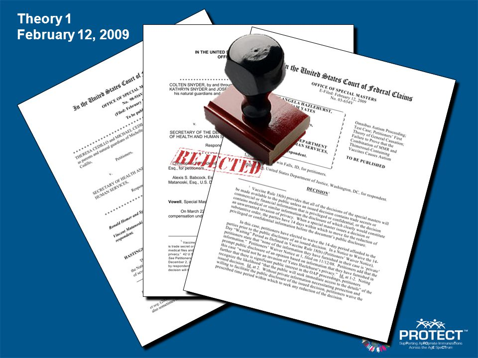 Theory 1 February 12, 2009