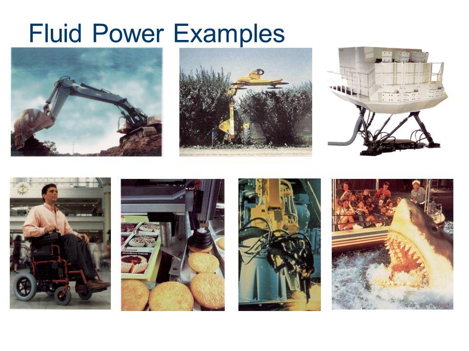Fluid Power Examples