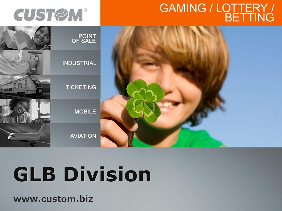 GLB Division www.custom.biz
