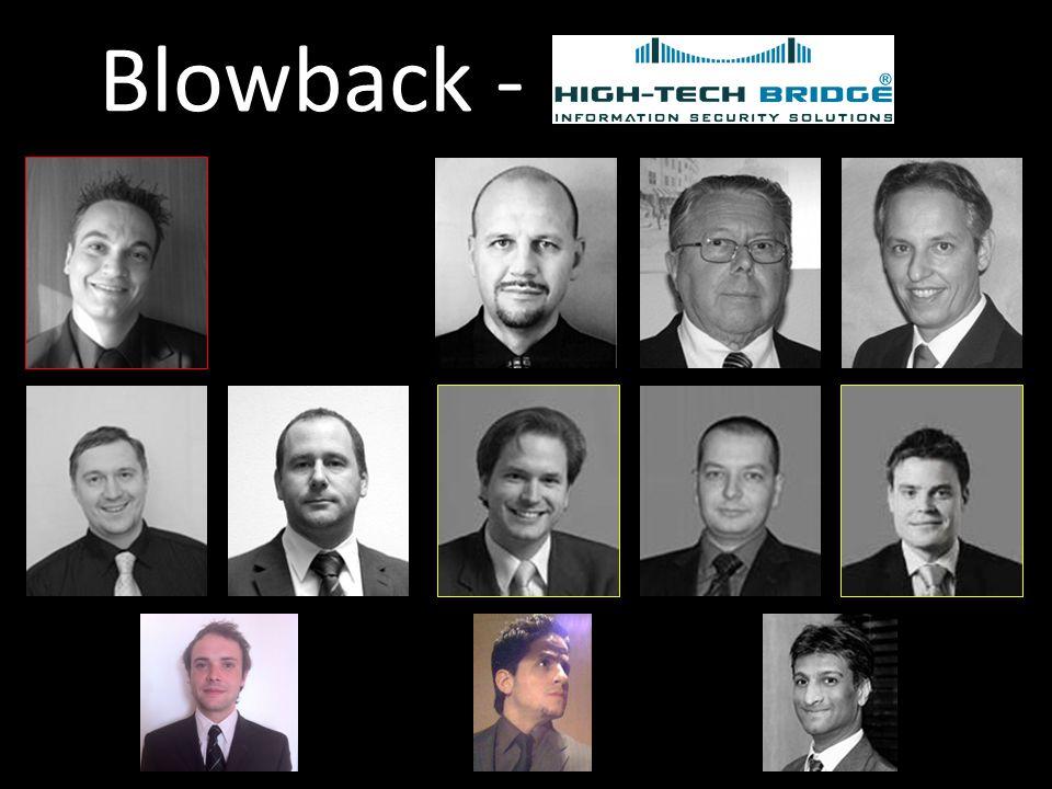 Blowback -