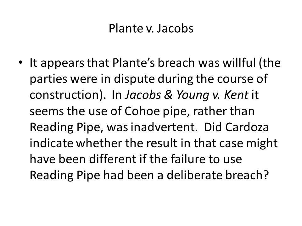 Plante v.