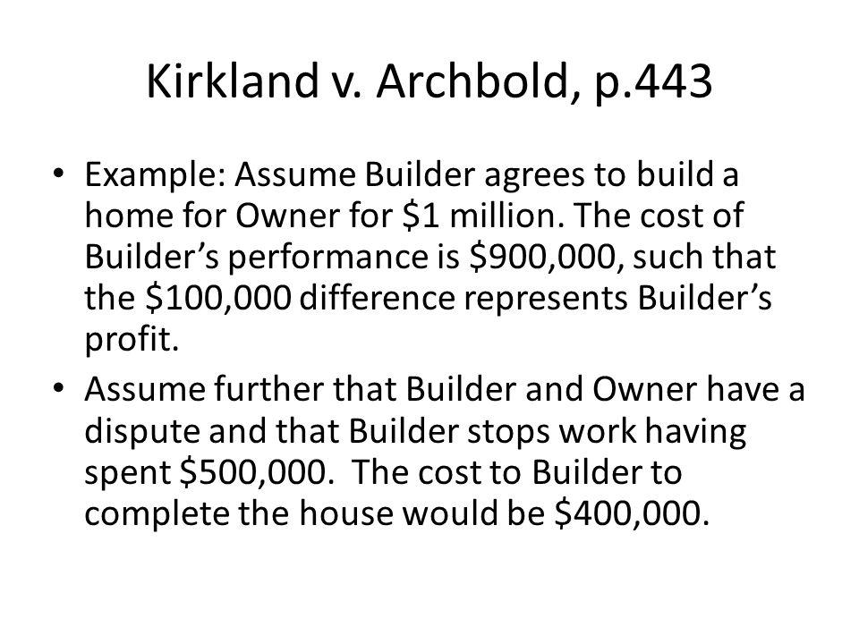 Kirkland v.