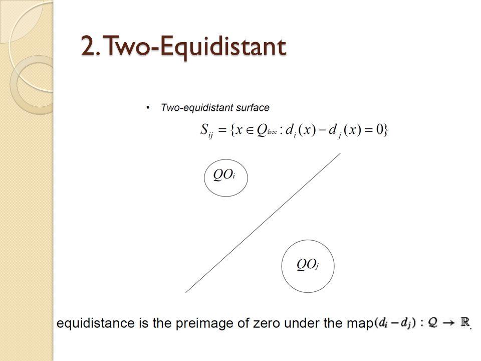 2. Two-Equidistant