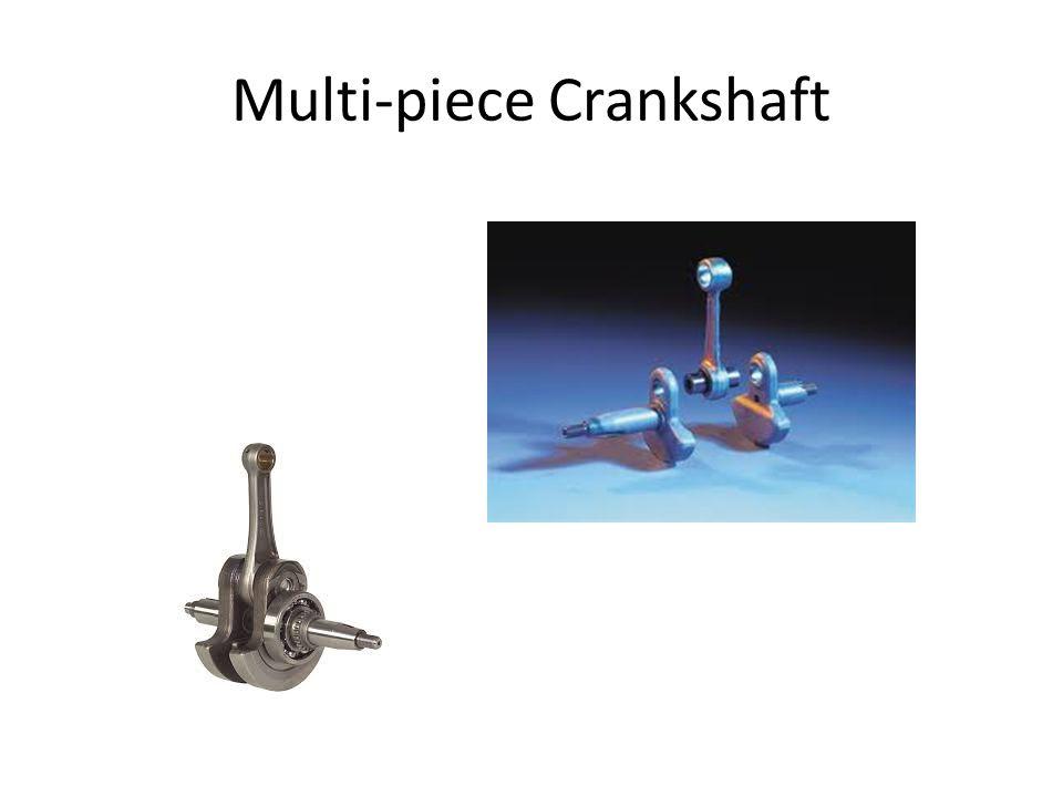 Multi-piece Crankshaft