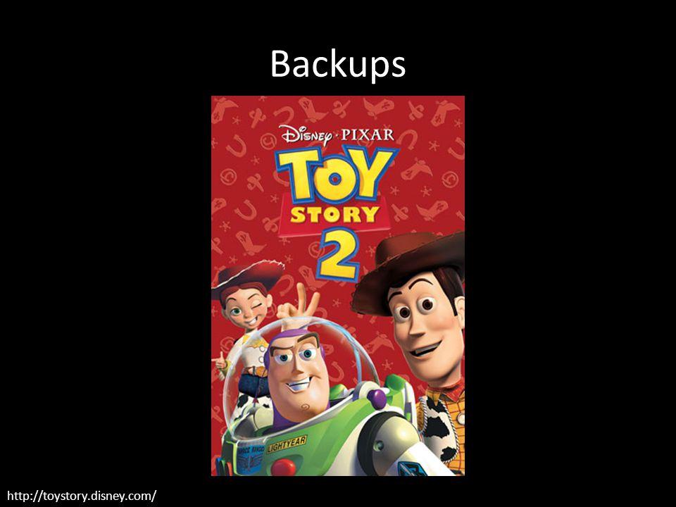 Backups http://toystory.disney.com/
