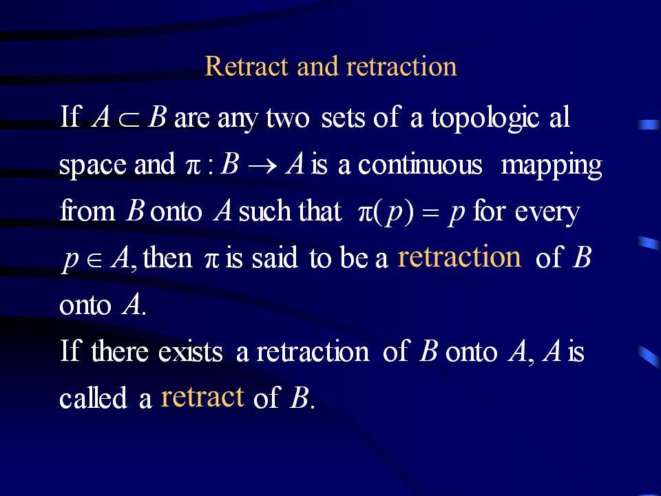 Retract and retraction retraction retract