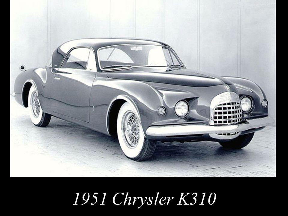 1951 Chrysler K310