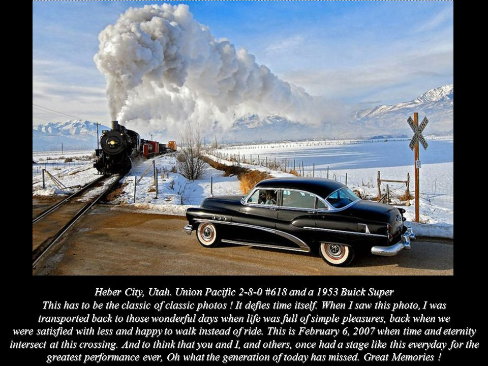 Heber City, Utah.