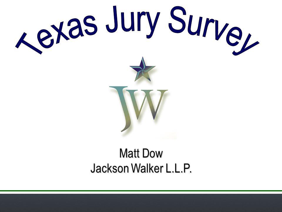 Matt Dow Jackson Walker L.L.P.