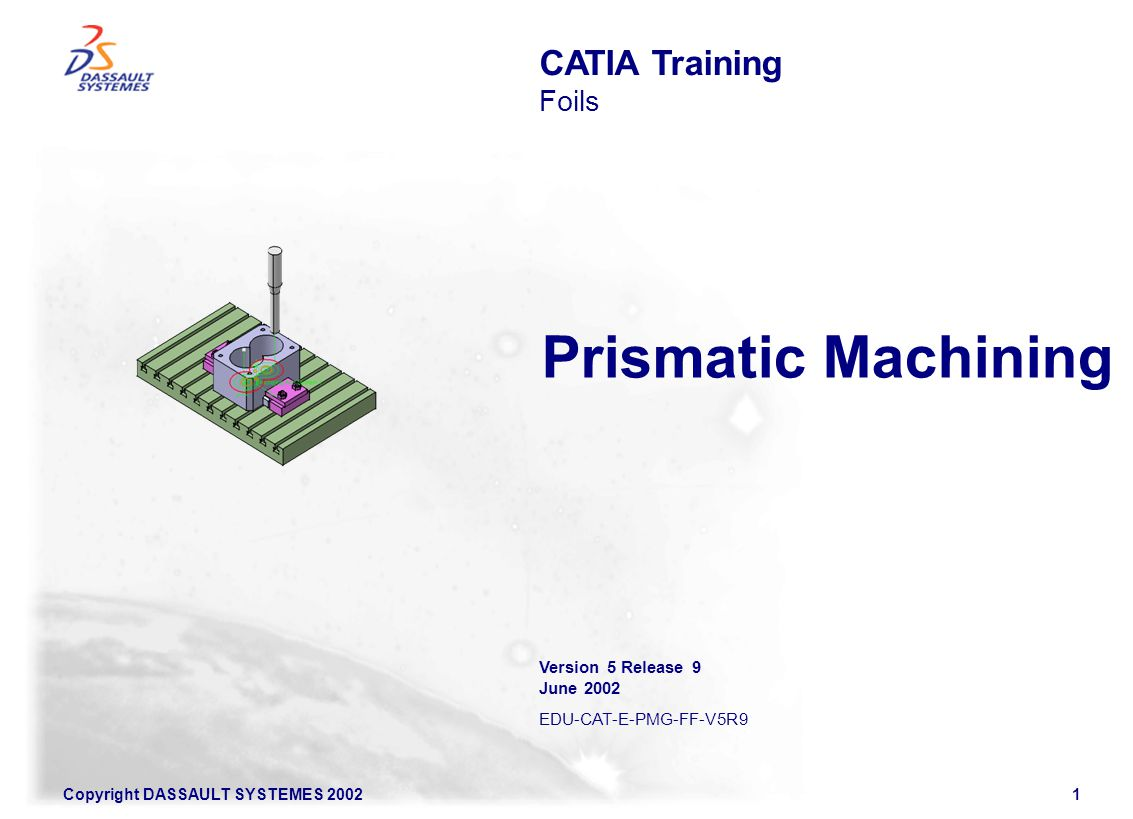 Copyright DASSAULT SYSTEMES 200252 Prismatic Rework Area You will learn how to use 2D Rework area This functionnality allow you to find non machined area from a previous operation or manual parameters.
