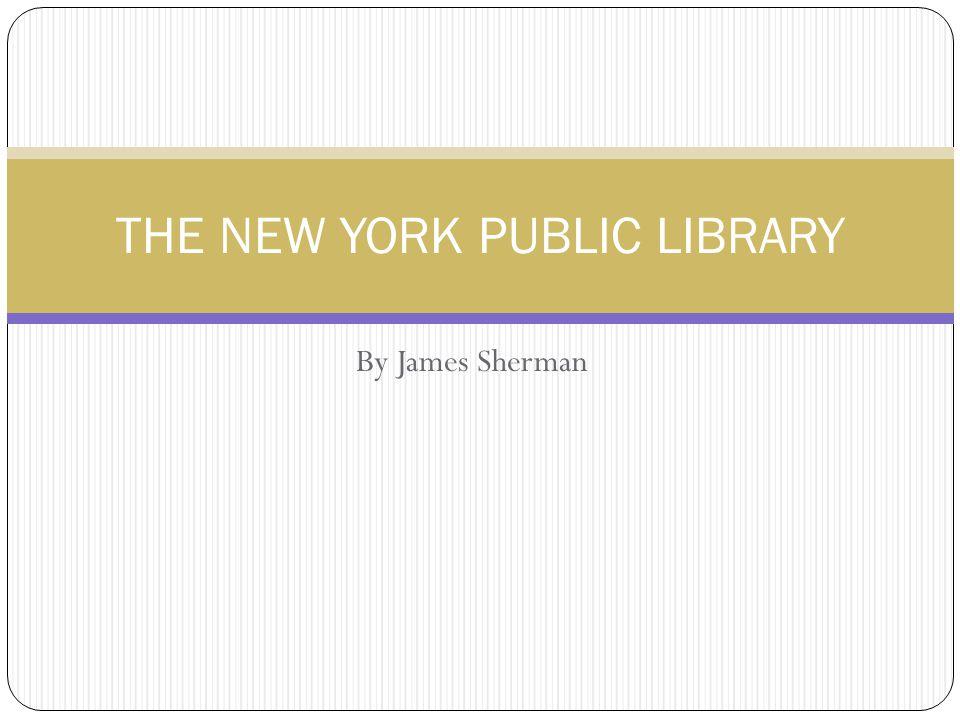 The Astor Library John Jacob Astor (1763-1848)