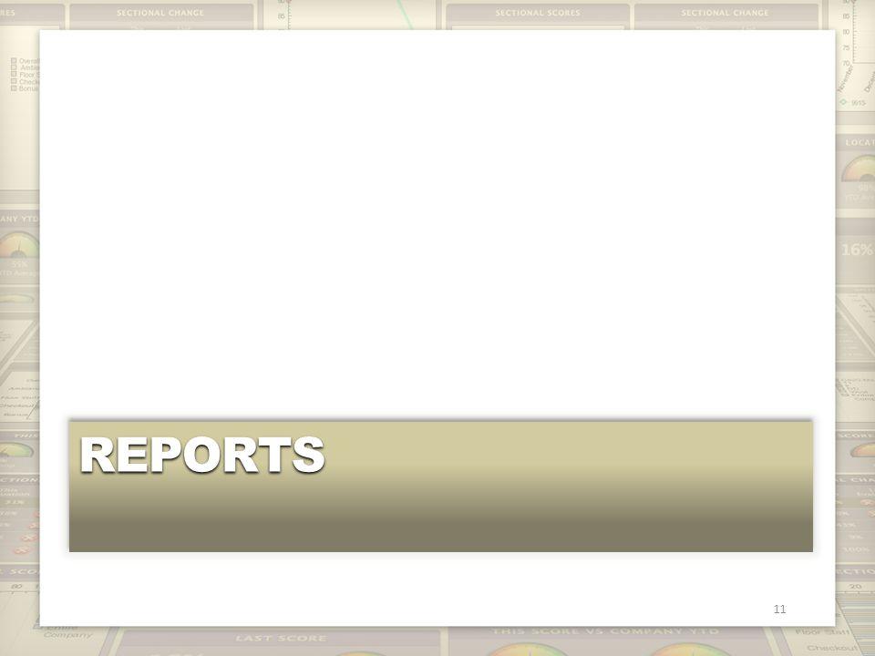 REPORTSREPORTS 11