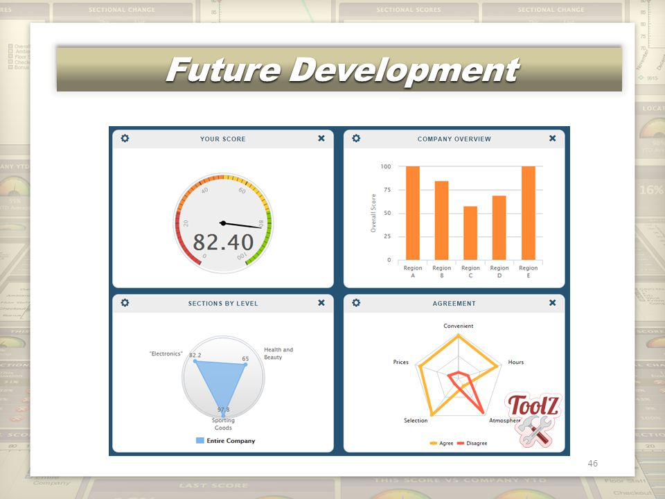 Future Development 46