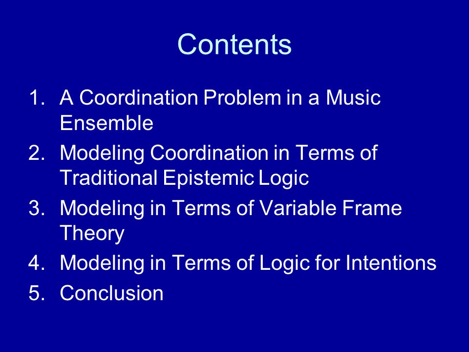 Conclusion So far, all of my analysises entail the presence of norms guiding the performance.