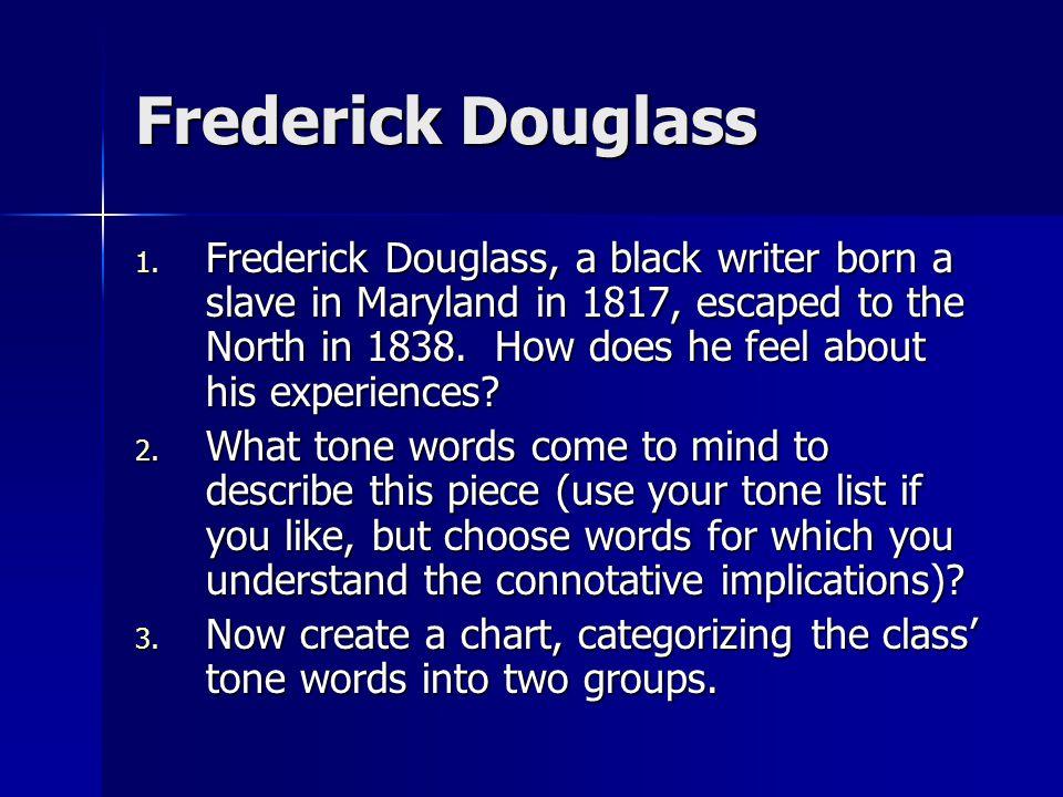 Frederick Douglass 1.