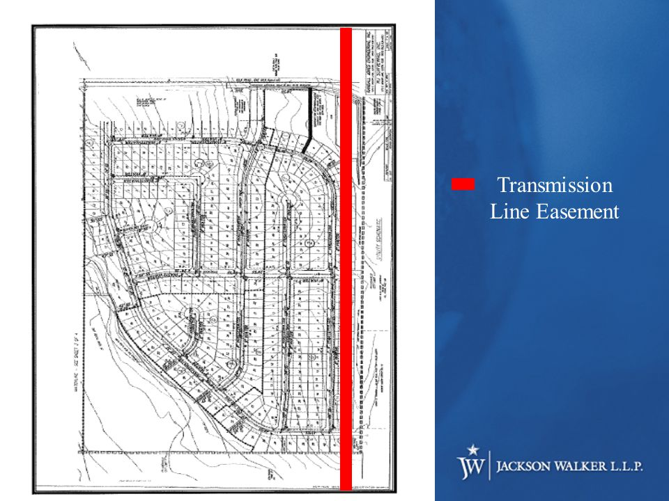 Transmission Line Easement