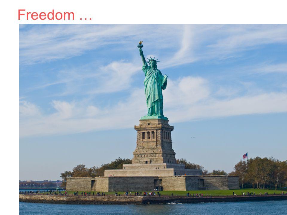 2 Freedom …