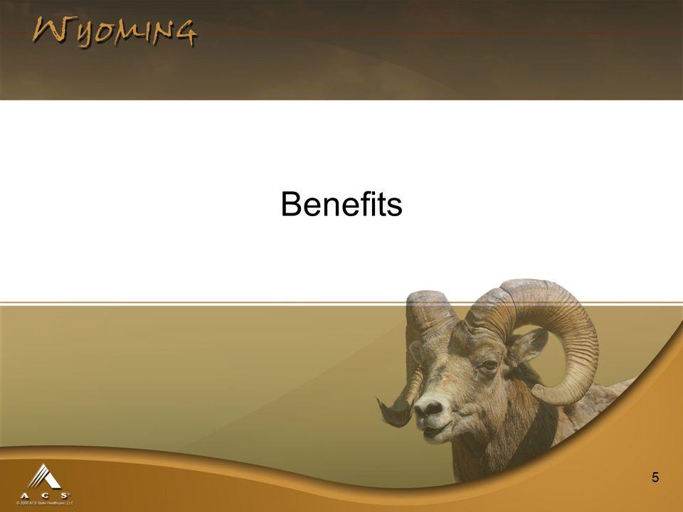 Benefits 5