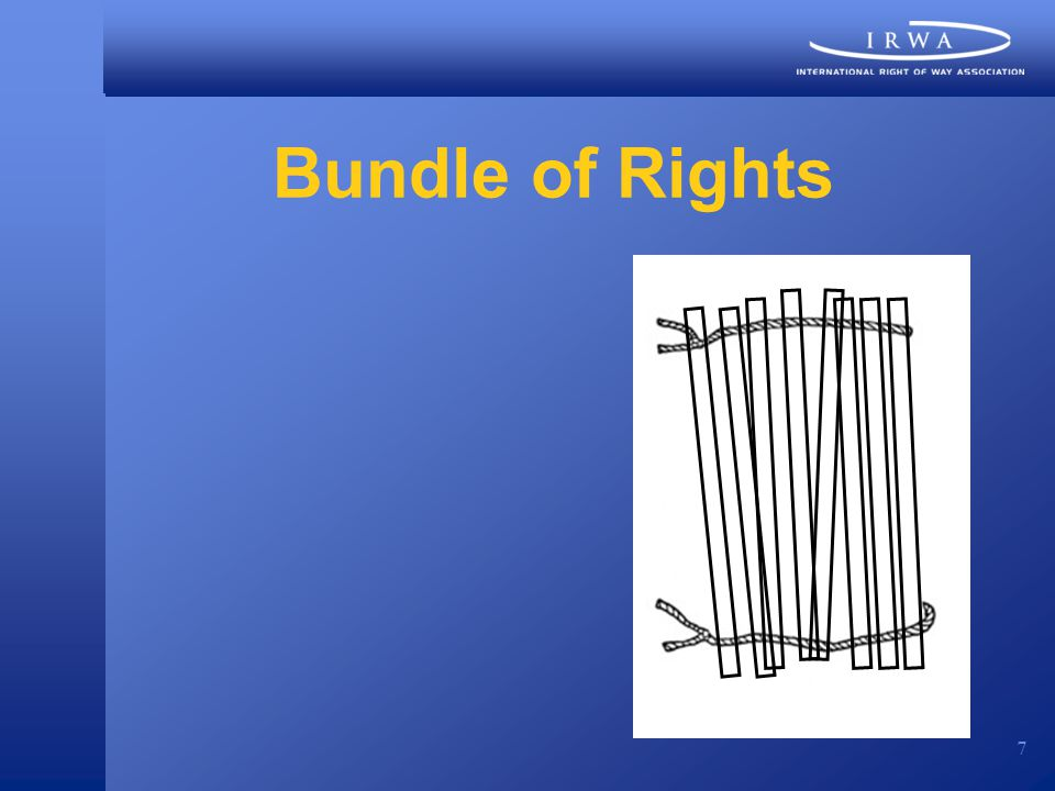 7 Bundle of Rights